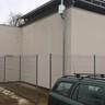Az új kazán épülete